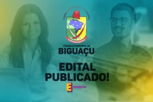 Câmara Municipal de Biguaçu – Blog – 1920x1080px